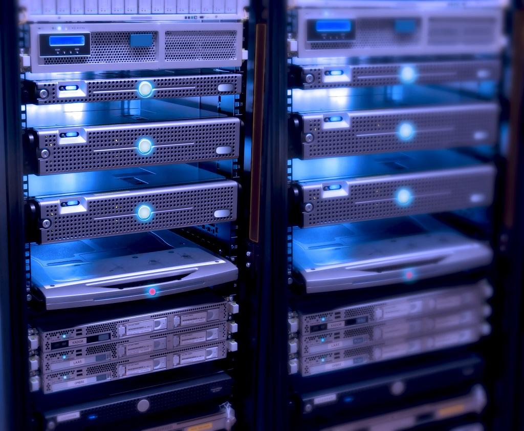 serwerowania dysków twardych