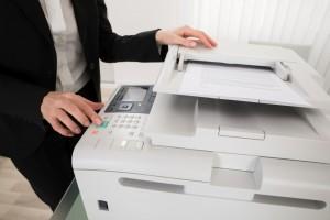 Biurowa drukarka poleasingowa